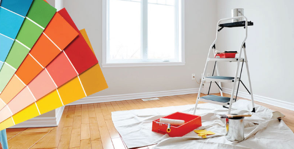 Paint and Painting Contractor
