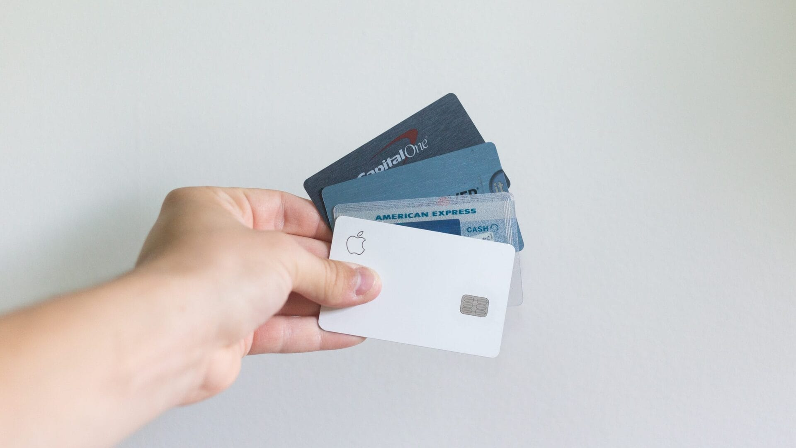 Active Credit Card Accounts