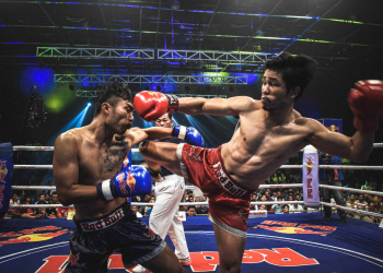 SuWit Muay Thai in Thailand