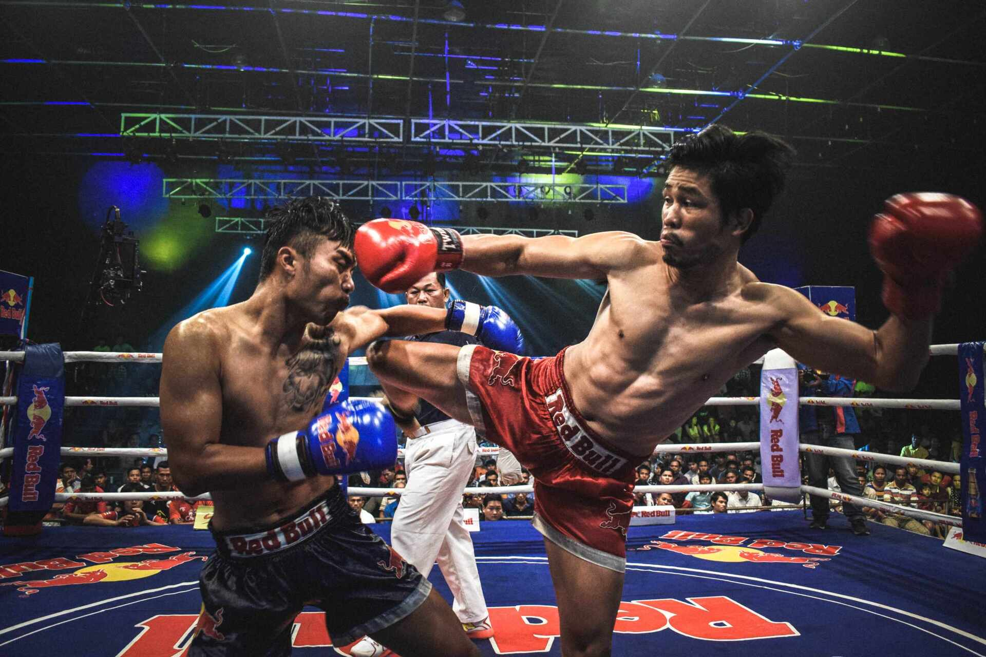 SuWit Muay Thai in Thailand is the New for Good Health