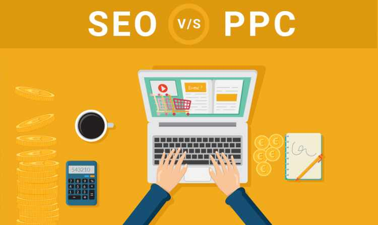 eCommerce PPC vs SEO